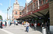 Toetsing winkelconcept  Amsterdam CS  Amsterdam